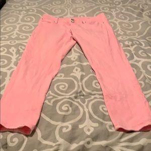 Lilly Pulitzer Worth Skinny Mini Jean